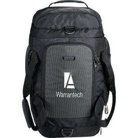 Kenneth Cole Tech Duffel Backpack with Your Logo