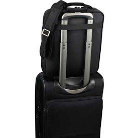 Kenneth Cole Vertical Checkpoint-Friendly Messenger for Your Organization