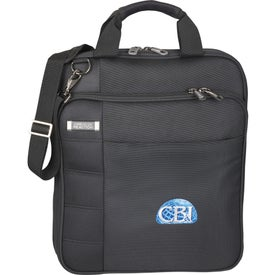 Kenneth Cole Vertical Checkpoint-Friendly Messenger