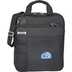 Kenneth Cole Vertical Messenger Bag
