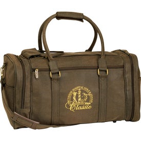 Customized Kodiak Duffel