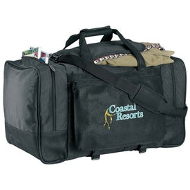 Kodiak Eclipse Large Duffel Printed with Your Logo