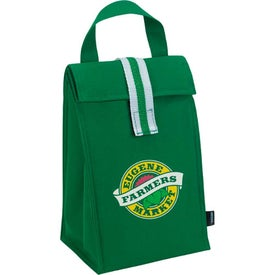 Koozie Stripe Lunch Sack for Your Organization