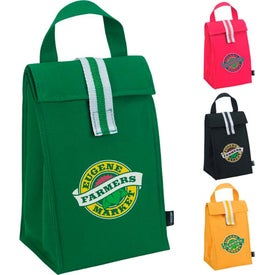 Koozie Stripe Lunch Sack