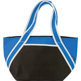 Customized Koozie Trapezoid Kooler Bag
