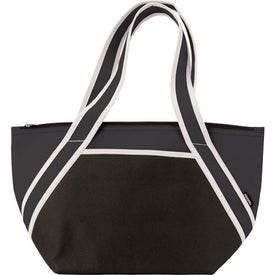 Advertising Koozie Trapezoid Kooler Bag