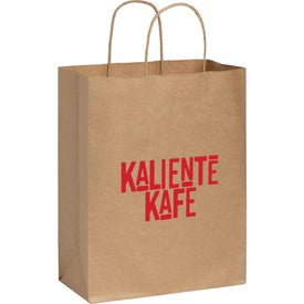 Kraft Paper Medium Bag (Brown)