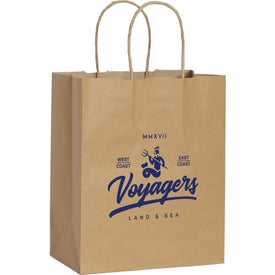 Kraft Paper Small Bag (Brown)