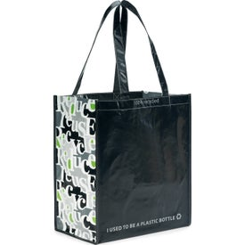 Laminated 100% Recycled Shopper Giveaways