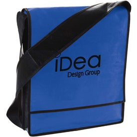 Monogrammed Laminated Non Woven Messenger