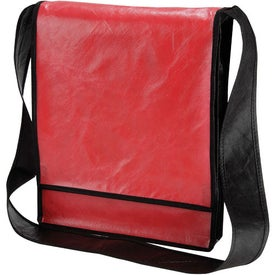 Laminated Non Woven Messenger Branded with Your Logo