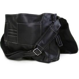 Monogrammed Lamis Messenger Bag