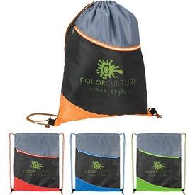 Landon Sport Drawstring Bag
