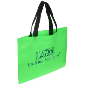 Monogrammed Landscape Recycle Shopping Bag