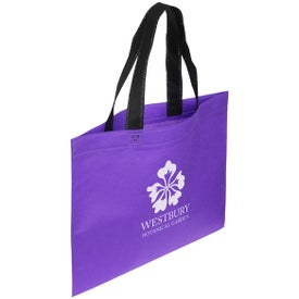 Imprinted Landscape Recycle Shopping Bag