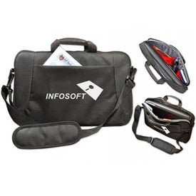 Laptop Carrying Case for Marketing