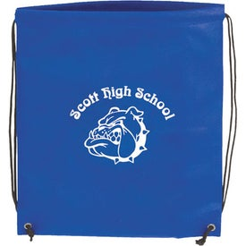 Large All Purpose Backpack with Your Slogan