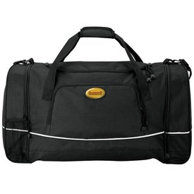 Personalized Large Capacity Duffel