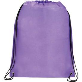 Advertising Large Champion Drawstring Cinch Backpack