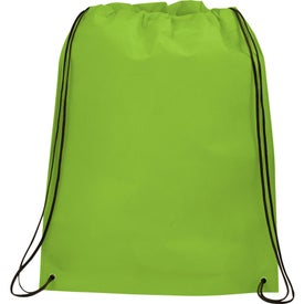 Large Champion Drawstring Cinch Backpack for your School