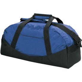 Personalized Large Classic Cargo Duffel