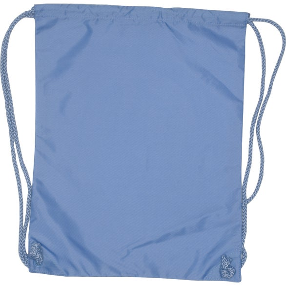 Sky Blue Large College Drawstring