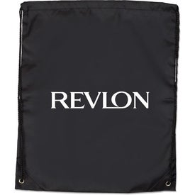Large Drawstring Backpack for Advertising