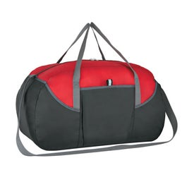 Branded Large Fusion Duffle Bag
