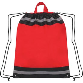 Large Non-woven Reflective Hit Sports Pack with Your Logo