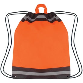 Advertising Large Non-woven Reflective Hit Sports Pack
