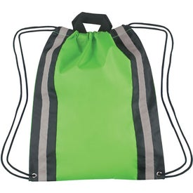 Large Reflective Hit Sports Pack Imprinted with Your Logo