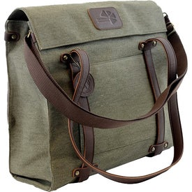 Leather Relaxed Carry All Bag