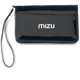Lexi Wristlet Wallet Printed with Your Logo