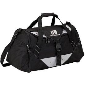 Branded Lg Sports Duffel Bag