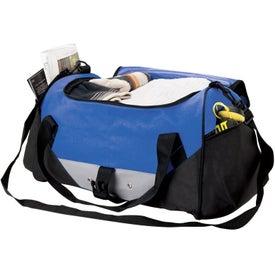 Logo Lg Sports Duffel Bag