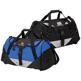 Custom Lg Sports Duffel Bag