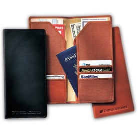 Liberty Travel Wallet (Calfskin)