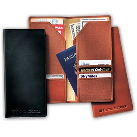 Personalized Liberty Travel Wallet