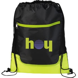The Libra Drawstring Cinch Backpack for your School