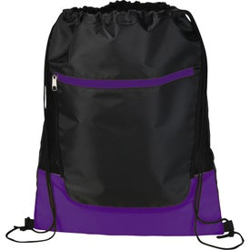 Branded The Libra Drawstring Cinch Backpack