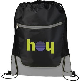 The Libra Drawstring Cinch Backpack for Promotion