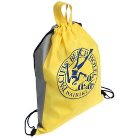 Company Glide Right Drawstring Bag