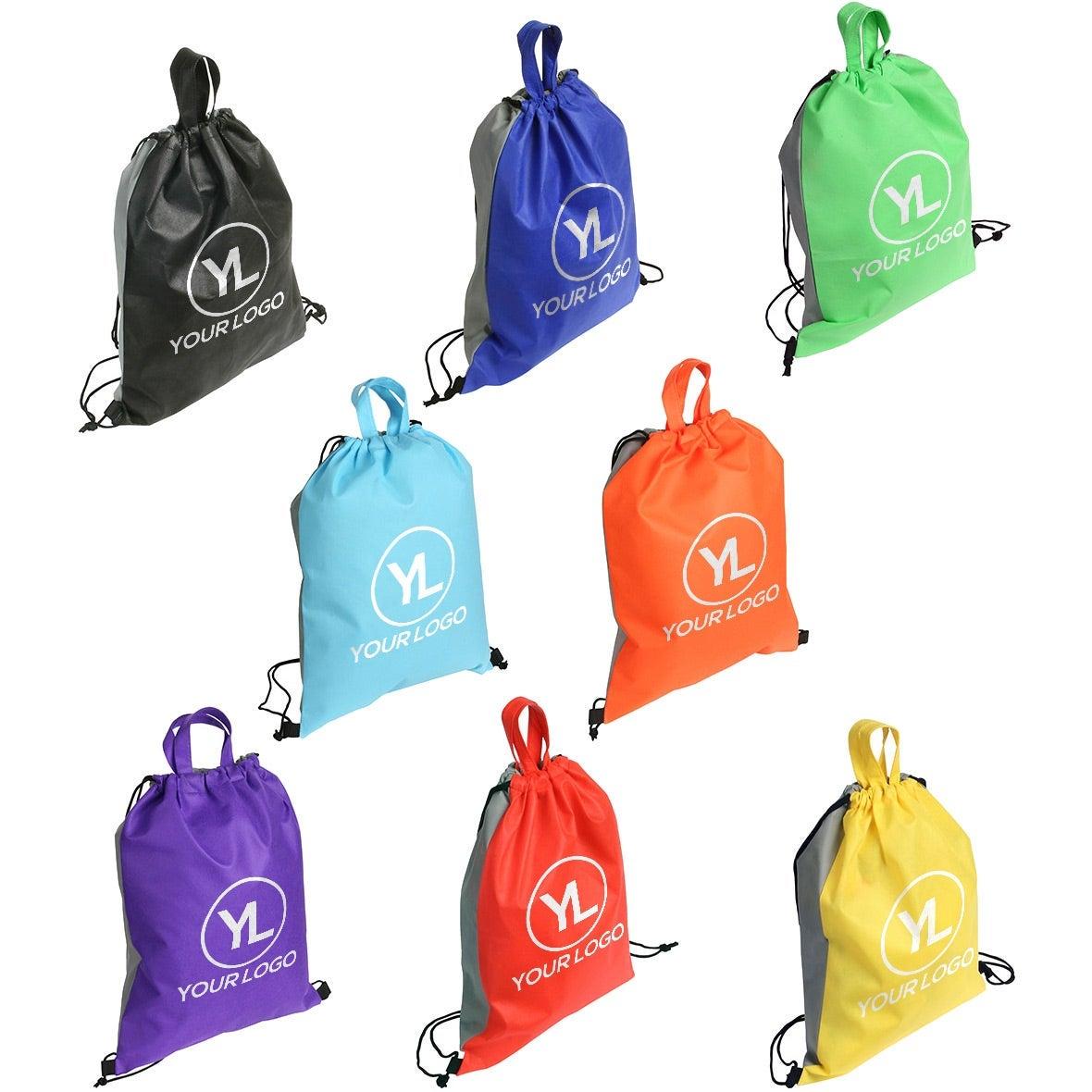 Glide Right Drawstring Bag