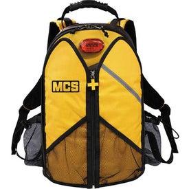 Printed Life Gear Wings Of Life Backpack Disaster Kit