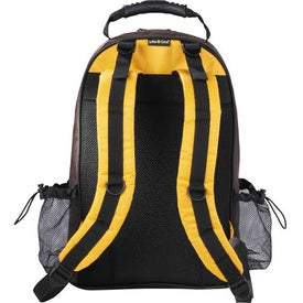 Life Gear Wings Of Life Backpack Disaster Kit Imprinted with Your Logo