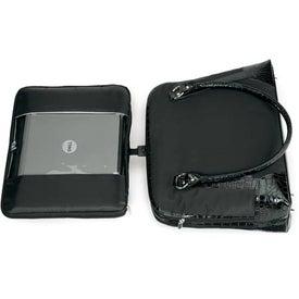 Monogrammed Life In Motion Capri Computer Bag