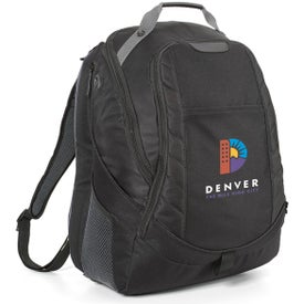 Life in Motion Computer Backpack with Your Logo