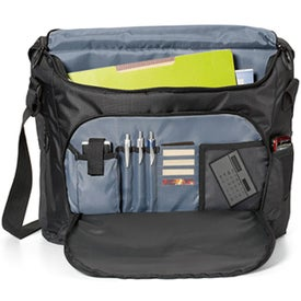 Life in Motion Computer Messenger Bag for Promotion