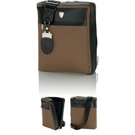 Lamborghini Light Brown Shoulder Bag