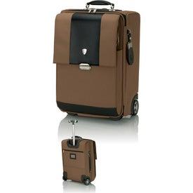Light Brown Trolley Case